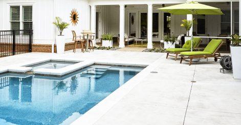 Luxury pool builder | Blue Cube Pools