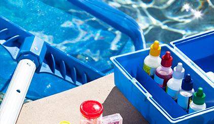 Pool maintenance | Blue Cube Pools