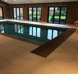 Completed Pool refurbishment in Hitchin