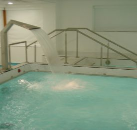 Hydrotherapy fountain