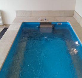 Indoor exercise pool