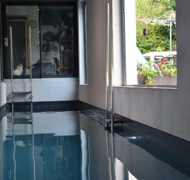Small space? don't worry we can create the perfect pool for you even in the smallest spaces. Long thin pool Peterborough