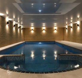 Indoor swimming pool renovation Leighton Buzzard | Blue Cube Pools
