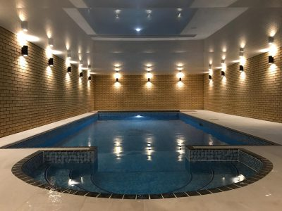 Indoor swimming pool renovation Leighton Buzzard