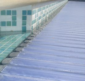 Roldeck Solar cover, take heat from the sun and transfer to your pool
