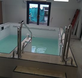 Commercial Hydrotherapy Pool