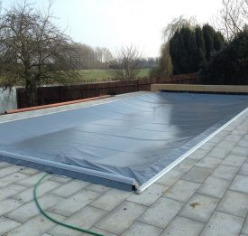 Large Winter Pool Cover