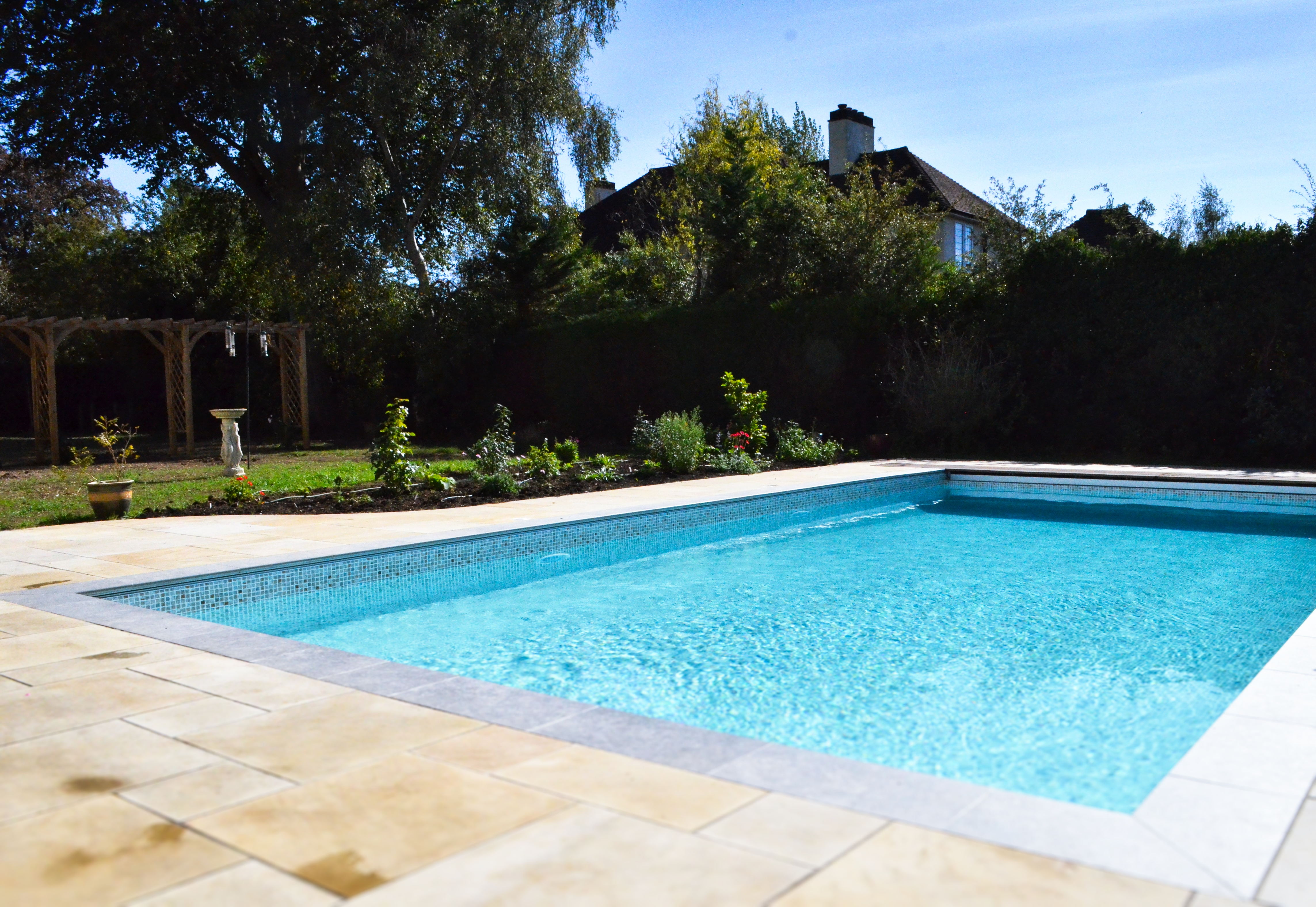 Energy Efficient Pool Installation In Bedfordshire