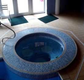 Spa installation in northamptonshire