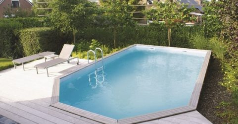 Wooden pool supplier Bedfordshire
