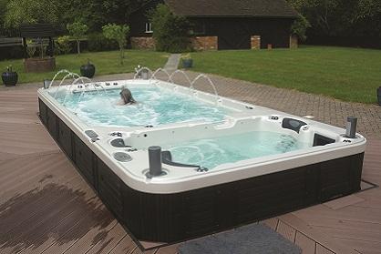 Swim spa supplier Bedfordshire