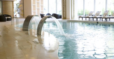 Hotel swimming pool designer and builder   Blue Cube Pools