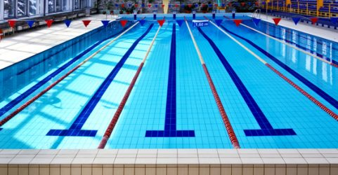 Leisure centre swimming pool installer Bedfordshire