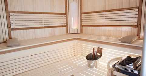 Commercial Sauna and Steam Rooms