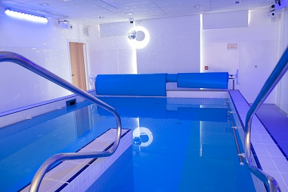 Hydrotherapy Pools construction Bedfordshire