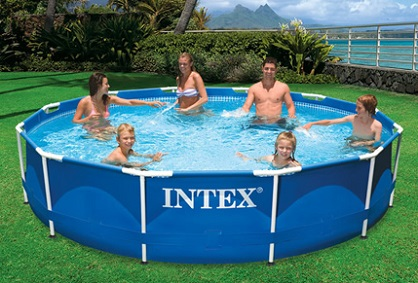 Intex pool supplier bedfordshire