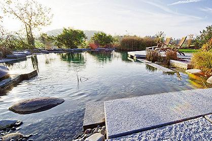 Natural Pool installer Bedfordshire