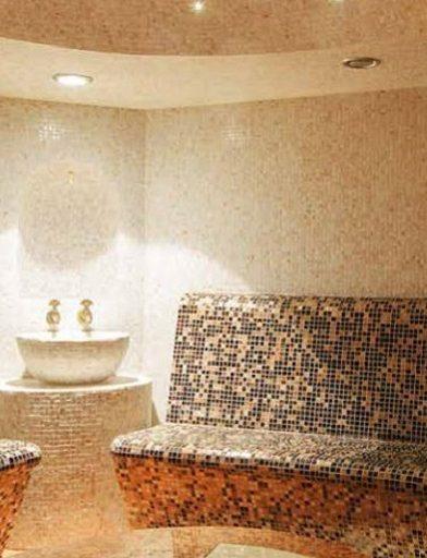 Hammam Installation