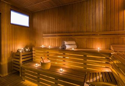 Home Sauna Feature room