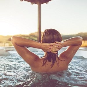 How to look after your spa and hot tub