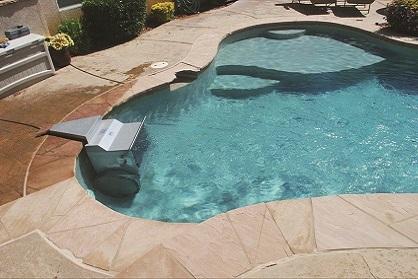 Fastlane swimming system installer