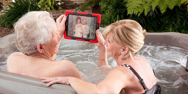 The benefits of hot tubs and spas