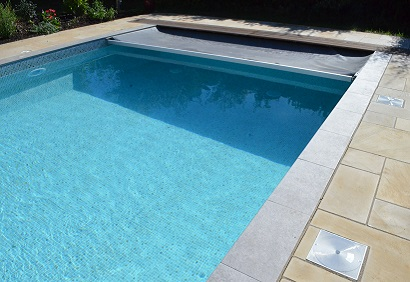 Block and Liner pool installation northamptonshire