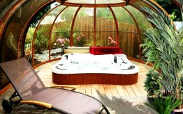 7 Hot Tub Landscaping ideas