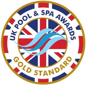 UK pool & Spa Gold Award Technician