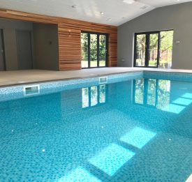 Indoor pool renovation company Northamptonshire