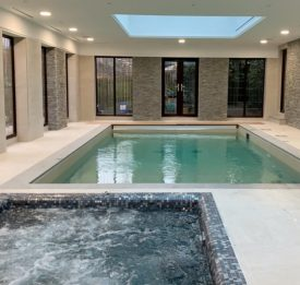 Pool redesign company Bedford