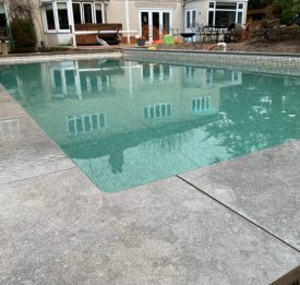 Pool builder Loughborough