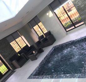 Tiled Spa Installer Bedfordshire| Blue Cube Pools