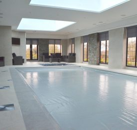 Pool safety cover installer Bedfordshire | Blue Cube Pools