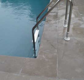 Removable pool ladder | Blue Cube Pools