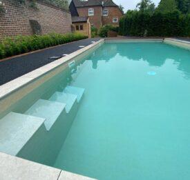 Bespoke Pool Design Hitchin | Blue Cube Pools