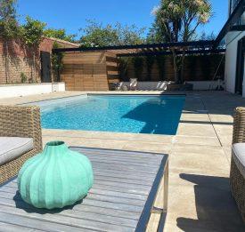 Custom pool builder london | Blue Cube Pools
